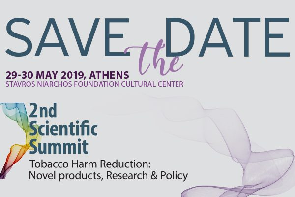 Join the 2nd Summit in May 2019